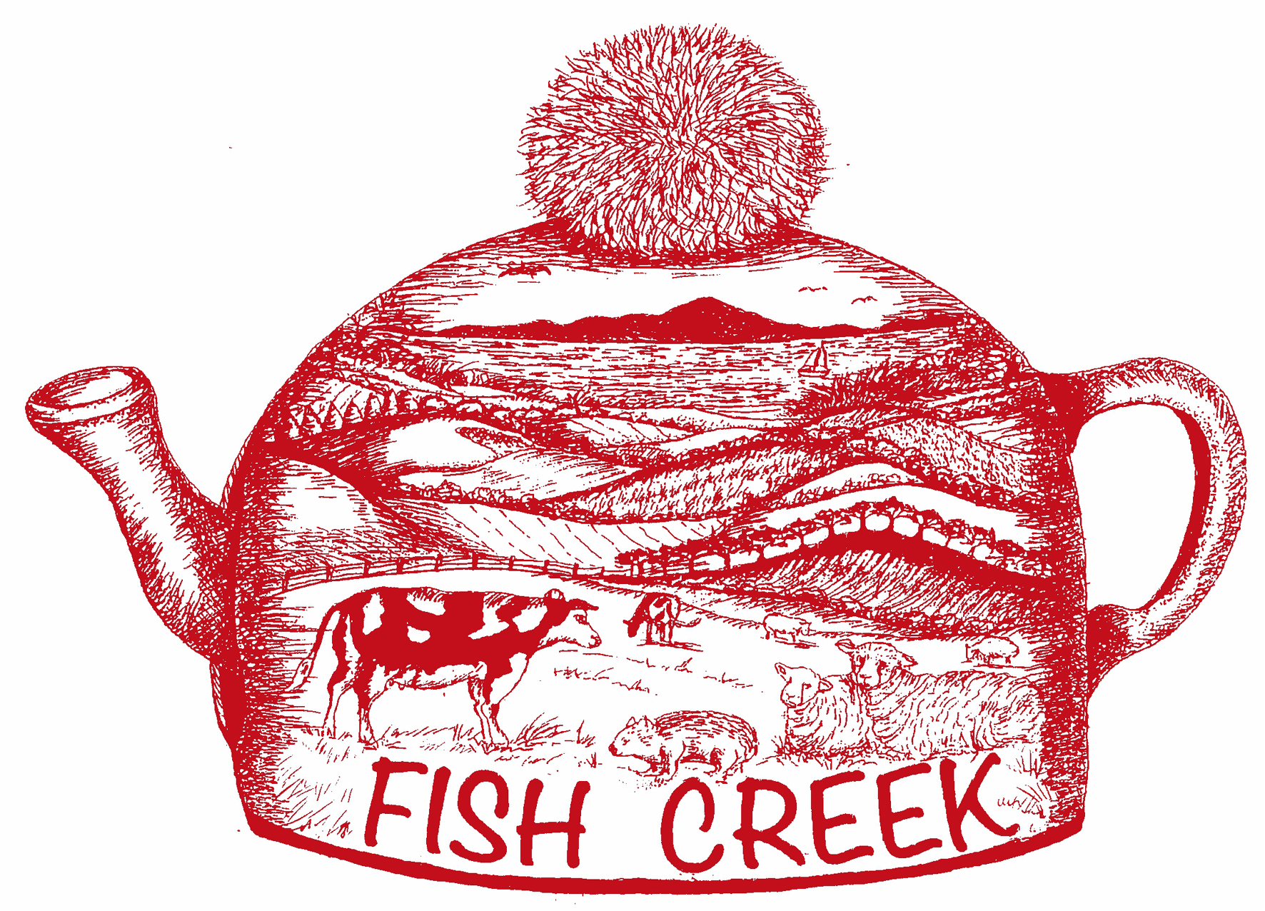 Fish Creek Tea Cosy Festival