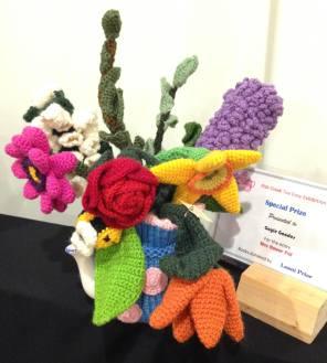 Mrs Flower Pot