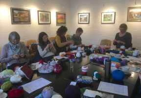 Loani Prior workshop