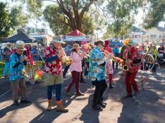 Invy Horn Jam Bendigo Bank Market Day (2018)